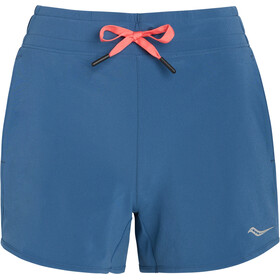 "saucony Ramble 5"" Shorts Women ensign blue"